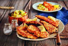 Tzatziki, Bucky, Tandoori Chicken, Chicken Wings, Pork, Treats, Ethnic Recipes, Creative Food, Meals