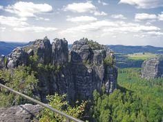Elbsandsteingebirge, Schrammsteine
