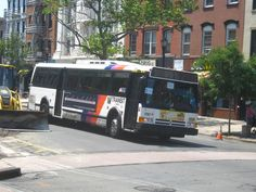 New Jersey Transit (ex-Coach USA ONE Bus) 1994 Fixible Metro-D #1761 | by juan833blue