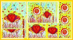 ROSE CANAZZARO (©2014 rosecanazzaro.com) #gravura é produzida na técnica de giclée / fineart. O artista produziu a imagem e deu acabamento digital em uma tela de computador e depois deu saída em uma impressora de #fineart em papel 100% algodão. Valores a combinar. — com Rose #Canazzaro. rcanazzaro@hotmail.com UNI DUNI TÊ: A LINGUAGEM POÉTICA DAS FORMAS, 2014 - ROSE CANAZZARO - Técnica mista