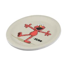 Vintage Elmo Paper Plate  sc 1 st  Pinterest & Elmo Face Paper Plate | Party Time | Pinterest | Elmo and Party time