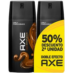 AXE desodorante Dark Temptation pack 2 envase 150 ml-Hipercor Tu ...