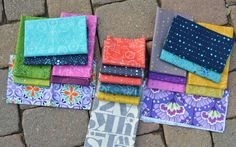 Choosing quilting fabrics and colors