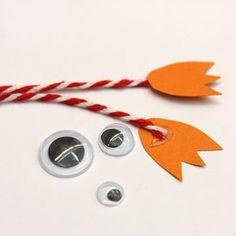 Färgglad papperspippi - Slöjd-Detaljer Washer Necklace, Mall, Tips, Pictures