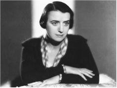 Frances Marion, screenwriter and director (The Champ, Riffraff, Anna Christie, etc.) http://www.imdb.com/name/nm0547966/