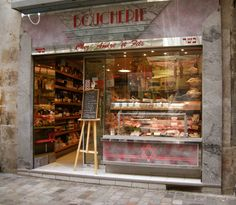 Butcher's shop
