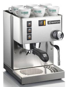 Rancilio Silvia Espresso Machine Review from TheHottestCoffee.com