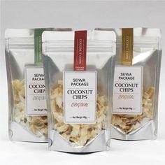 Design Inspiration: Art Paper Sticker Labels on Packaging Apple Packaging, Popcorn Packaging, Chip Packaging, Packaging Snack, Spices Packaging, Biscuits Packaging, Pouch Packaging, Bakery Packaging, Food Packaging Design