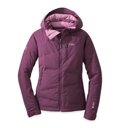 Red Mountain's wildly deep snow, challenging terrain and blisteringly cold temperatures require a highly technical, warm and waterproof jacket. The one jacket for the job is the Outdoor Research Stormbound. Shop jackets at Outdoor Gear Exchange. Outdoor Wear, Outdoor Outfit, Outdoor Apparel, Outdoor Clothing, Ski Gear, Outdoor Research, Shop Now, Jackets For Women, Winter Jackets