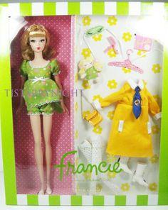 Nighty Bright Francie Silkstone Fashion Model Barbie Doll | eBay~Soon