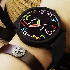 $5.69 (Buy here: https://alitems.com/g/1e8d114494ebda23ff8b16525dc3e8/?i=5&ulp=https%3A%2F%2Fwww.aliexpress.com%2Fitem%2FYAZOLE-Quartz-Watch-Women-Watches-Brand-2016-Wristwatch-Female-Clock-Wrist-Watch-Lady-Quartz-watch-Montre%2F32610511119.html ) YAZOLE Wrist Watch Women Watches 2017 Famous Brand Female Clock Quartz Watch Ladies Quartz-watch Montre Femme Relogio Feminino for just $5.69