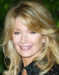 Deidre Hall...met many times...knew personally through her parents...so nice  me too she is a very nice lady! glad she is returning to dool she has been missed! show wasnt the same