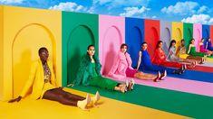 Creative Types: Stefan Sagmeister and Jessica Walsh Stefan Sagmeister, Sagmeister And Walsh, Shooting Box, 40 Days Of Dating, Group Theory, Instalation Art, School Of Visual Arts, Monochrom, Aerosmith