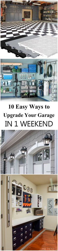 10 Easy Ways to Upgrade Your Garage in 1 Weekend (1)