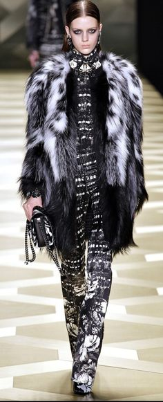 Roberto Cavalli Fall/Winter 2013