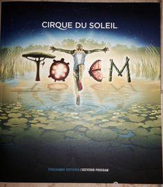 TOTEM Cirque Du Soleil - Orlando Fl.