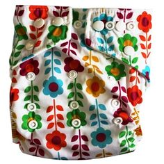 Flower Nappy back in stock!