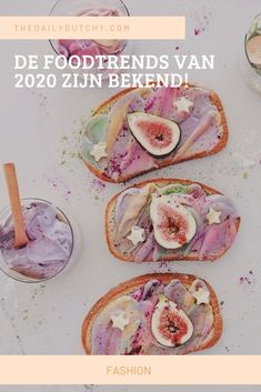 Benieuwd wat je in 2020 op je bord kunt verwachten? Je leest het op The Daily Dutchy! #onlinemagazine #foodtrends #unicornfood #foodporn #avocado #soulfood #fusion