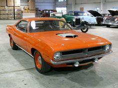 1970 Plymouth Hemi Cuda - 76 Original Miles