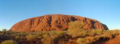 https://flic.kr/p/6swWgd   Uluru-panoramic   Uluru, AU