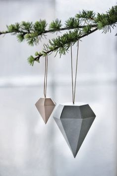 . #Scandinavian #Christmas #decorating #ideas #white