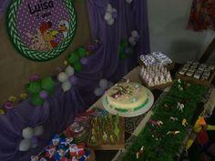 Festa no sítio! 7 anos Lulu