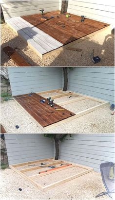 Small Deck Ideas – Decorating Porch Design On A Budget Space Saving DIY Backyard Apartment With Stairs Balconies Seating Townhouse Curb Appeal How To Build Privacy With Firepit Furniture Lighting Fire Pits Second Floor Simple. Budget Patio, Diy Patio, Diy On A Budget, Diy Decking On A Budget, Hot Tub Patio On A Budget, Backyard Ideas On A Budget, Diy Porch, Wood Patio, Veranda Design