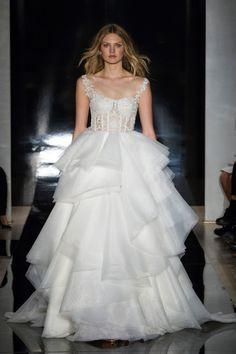 Reem Acra Spring 2017 Wedding Dresses | Weddingbells