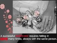 Quote About Wedding : marriage