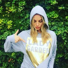 When she showed off this incredible jumper for a good cauce.   19 Times Margot Robbie Made 2016 Her Bitch