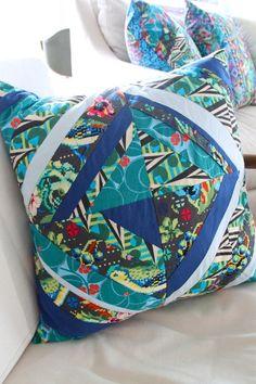 Amy Butler HAPI Pillow