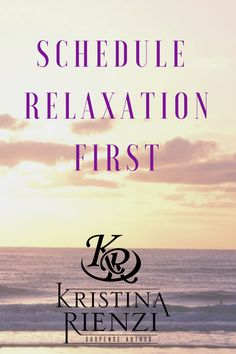 Schedule Relaxation First
