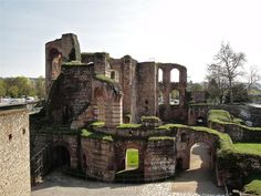 Imperial Baths - Trier, Germany