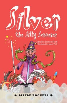 29 best childrens books images on pinterest baby books chapter silver the silly sorcerer candice lemon scott chapter book fandeluxe Gallery