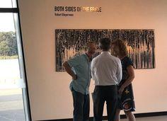 Robert Bleyerveen (@Robsuite)   Twitter Both Sides, Australian Art, Art Market, Fence, Contemporary Art, Nyc, Twitter, New York City, Contemporary Artwork