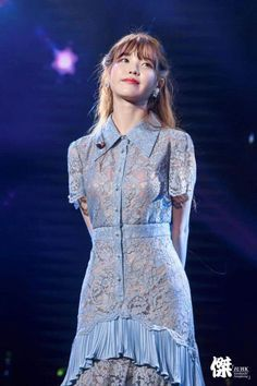 IU Good Day In China 2016 Iu Fashion, Korean Fashion, Kpop Girl Groups, Kpop Girls, Korean Celebrities, Celebs, Korean Girl, Asian Girl, Just Girl Things