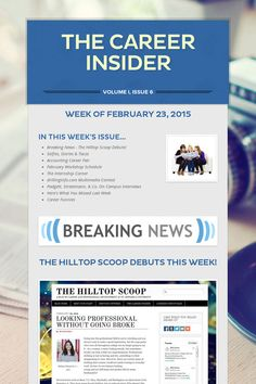 Help spread the word about The Career Insider. Please share! :)