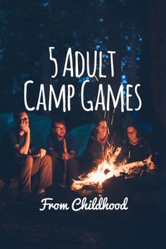 You're never too old to have fun. I have fond memories of summer camp as a kid – long days full of activity and equally fun-filled nights. I remember running through the woods with my friends, trying to capture our enemies' flag. I remember sitting around the campfire for hours playing games and telling stories. [...]