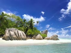 La Digue is the third largest inhabited island of the Seychelles. Tourists can choose any of 8 beautiful beaches to visit, including Anse Coco, Anse Source D'Argent and L'Union Beach. Head to Anse Marron if you're in search of a more secluded Robinson Crusoe-like beach. This is a must-see beach.