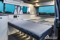Autohaus Campervan Conversions Deep Black