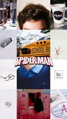 Peter Park lockscreen – The Best Archive Marvel Funny, Marvel Dc Comics, Marvel Heroes, Marvel Characters, Captain Marvel, Marvel Avengers, Spiderman, Marvel Cartoons, Marvel Background
