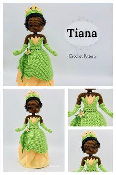 Crochet Lovey Free Pattern, Crochet Bear, Crochet Patterns Amigurumi, Amigurumi Doll, Crochet Dolls, Kawaii Crochet, Crochet Disney, Basic Crochet Stitches, Crochet Basics