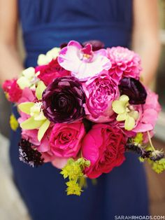 because a boquet photo is a classical requirement