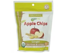 Yogavive Apple Chips™ are made from the highest quality USDA certified organic Fuji apples. We use a two part drying process where the apples are oven baked and then popped to give you a snack that is 100% fat-free and bursting with real apple flavor. As a light snack, Yogavive Apple Chips™ contain nutrients of their fresh fruit essence, making them a healthy part of a complete diet.