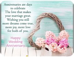 97 Anniversary Quotes Marriage Anniversary Wishes 22 Wedding Anniversary Quotes For Couple, Marriage Anniversary Quotes, Happy Wedding Anniversary Wishes, Quotes Marriage, Wedding Quotes, Parents Anniversary, Marriage Prayer, Happy Anniversary To Friends, 40th Anniversary