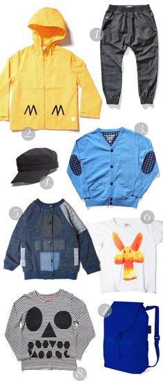 Kids Fashion Finds - Boys