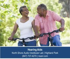 http://nsavl.com/digital-hearing-aids.php – Spouses are often the first to notice a hearing loss and encourage their partner to get hearing aids. If your husband or wife has been encouraging you to see a specialist about your hearing, know that it is because they love you and miss talking and laughing with you the way it used to be. North Shore Audio-Vestibular Lab is ready to help.