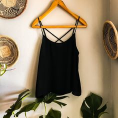 Marketplace for new and preloved fashion Save The Planet, Selling Online, Second Hand Clothes, Camisole Top, Tank Tops, Unique, Stuff To Buy, Shopping, Black