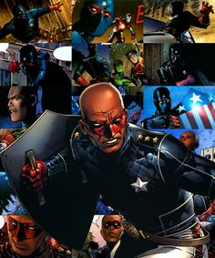 Young Avengers - Patriot