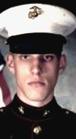 Marine Cpl Mark D. Kidd, 26, of Milford, Michigan. Died January 25, 2007, serving during Operation Iraqi Freedom. Assigned to 1st Battalion, 24th Marine Regiment, 4th Marine Division, U.S. Marine Forces Reserve, Mount Clemens, Michigan. Died of wounds sustained when hit by enemy small-arms fire during combat operations in Anbar Province, Iraq.